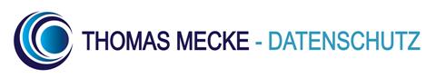 Thomas Mecke - Datenschutz